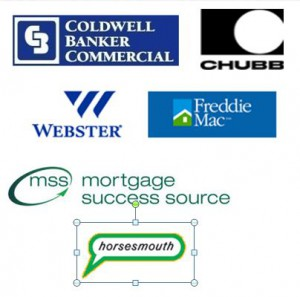 Sample of financial industry companies that we've worked with