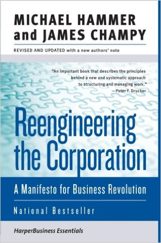 Re-engineering The Corporation