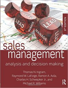 Book Cover - Sales Analysis