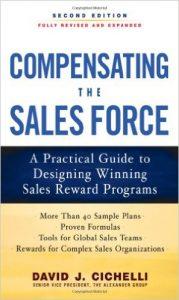 Book Cover - Sales Compensation