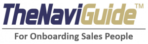 TheNaviGuide For Onboarding Sales People