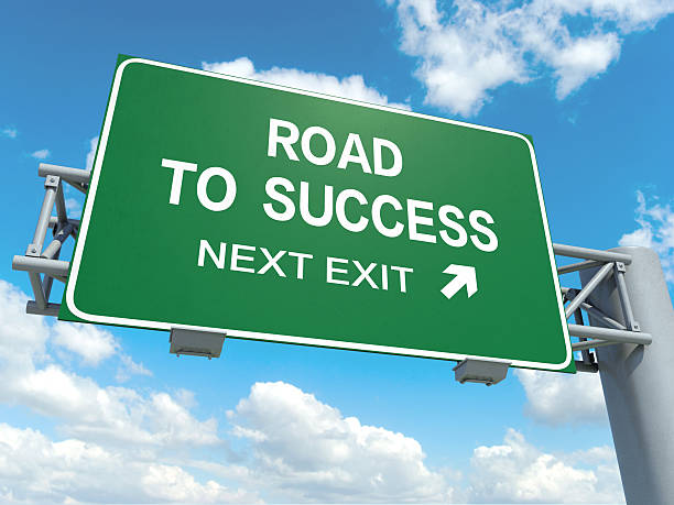 Sales Management Blog Post - Road To Success