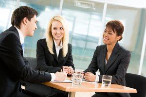 Start-up Incubator - Job Candidate Interviews
