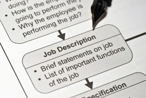 Sales Management Failure - Job Description