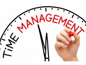 Sales Management Failure - Time Management