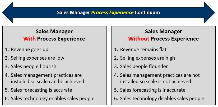 Process Skills - Firing and Replacing Your Sales Manager