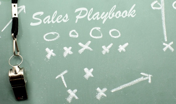 Sales Playbook Image
